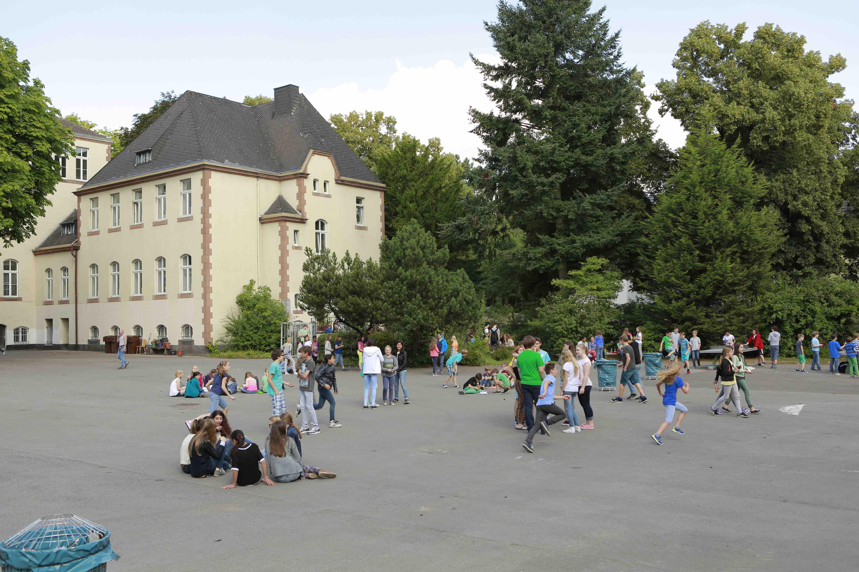 Schulgeschichte – Gymnasium an der Gartenstraße